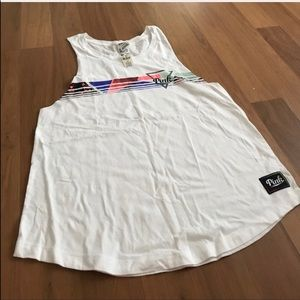 PINK muscle tank top